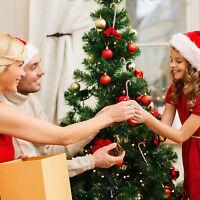 Xmas Tree Ball Bauble Christmas Party Hanging Charm Ornament Home Room Decor DIY