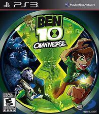Ben 10 Omniverse Ps3 Playstation 3