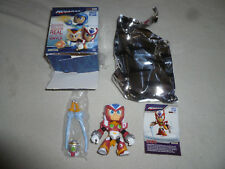 NEW MEGAMAN CLASSIC VINYL FIGURE LOYAL SUBJECTS BATTLE ZERO SNES X2 X3 MEGA MAN