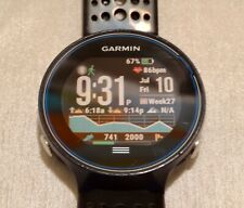 Garmin GPS Smart Watch Forerunner 630 - Midnight Blue