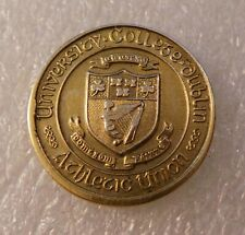 More details for 1962 university college dublin - athletic union - irish sterling silver medal