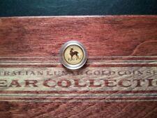 ▄▀▄ 5$ Lunar I Goldmünze - 1/20 OZ Ziege Goat - 2003 -  Lunar 1, sehr selten ▄▀▄