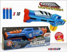 Fucile Giocattolo Spara Dardi Soft Nerf Inspired - giocoscuolaregalo