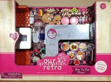 """NIB Retro Diner for your 18"""" American Girl Doll by Our Generation Great Gift NEW"""