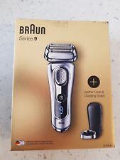 Braun-Series 9 Premium Edition Wet-Dry Electric Shaver NEW OPEN BOX