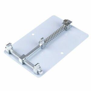 PCB Circuit Board Holder Soldering Platform Universal Adjustable Repair Clamp