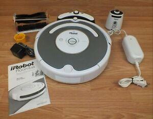 Genuine iRobot Roomba 5th Generation 500 Series Vacuum Cleaning Robot **READ**