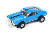 AW New Auto World Light Blue 69 AMC AMX HO Thunderjet Slot Car Run on Aurora AFX
