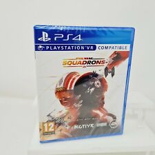 Star Wars Squadrons PS5 PS4 PlayStation 5 4 brand New & Sealed