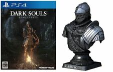 NEW PS4 DARK SOULS REMASTERED with limited privilege figure JAPAN IMPORT