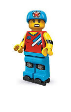LEGO Minifigures / Minifiguras 71000 - SERIES 9 - Roller Derby Girl (NEW)