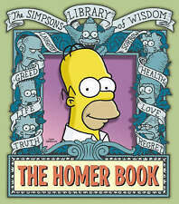 The Homer Book (The Simpsons Library of Wisdom), Groening, Matt, Good Book