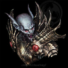 1/10 Unpainted Vampire hunter Seraphim Resin Bust Model Kits GK Unassembled