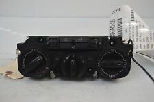 15 16 VOLKSWAGEN JETTA HEATER Air Conditioning A/C Climate Control TESTED CD0526