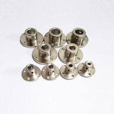 3/4/5/6/7/8/10mm Rigid Flange Coupling Motor Guide Shaft Coupler Motor Connector