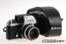 NIKON F Photomic FTN mit Nikkor-H 50mm f/2,0 - SNr: 7415841
