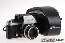 NIKON F Photomic FTN mit Nikkor-H 50mm f/2,0 - SNr: 7415841