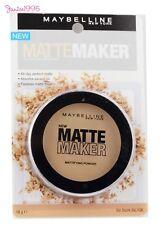 MAYBELLINE Matte Maker Mattifying Powder #50 SUN BEIGE