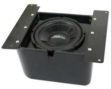 SSV Works Polaris Ranger 900Xp Under Seat Sub Box With Amplified 10 Woofer