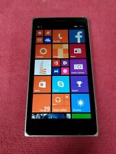 Nokia Lumia 830 16GB Orange RM-984 (Unlocked) GSM World Phone gd683