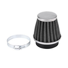 42mm 1.7'' High Flow Air Filter for Off road Motorcycle ATV Quad Dirt Pit Bike