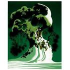 """Eyvind Earle (1916-2000), """"Snow Covered Bonsai"""" Limited"""