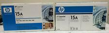 HP LaserJet High Volume Print Cartridge / Black / C7115A / 15A - New  - Lot of 2