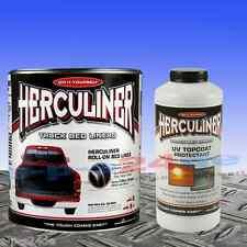 Herculiner Beschichtung Ladefläche schwarz 3,69 Liter Einzeldose + UV Schutz