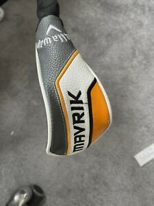 CALLAWAY MAVRIK MAX #3 HYBRID / 18° / Catalyst Project X 75 SHAFT (6.0)