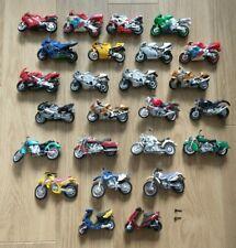 25 x Maisto Model Motorbikes & Scooter bundle