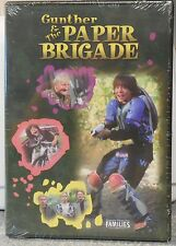 GUNTHER & THE PAPER BRIGADE (DVD 2003) VERY RARE FAMILIES FILM BRAND NEW