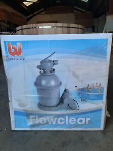 Bestway 58126 FlowClear Sand Filter Pump For Above Ground Pools