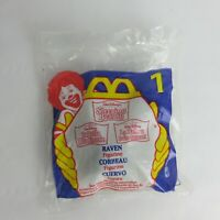 Sleeping Beauty McDonalds Happy Meal Toy Raven #1 new in package