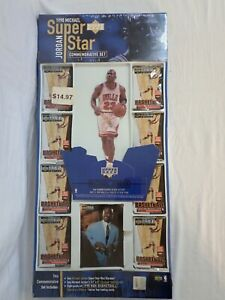 NIP 1997-98 UPPER DECK COLLECTORS CHOICE SERIES 2 BASKETBALL MICHAEL JORDAN SET