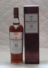 Macallan Sherry Oak 12 Jahre  old Version