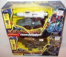 ✰ LOT Machine Wars Transformers SANDSTORM SOUNDWAVE Figure SHARP KB Toys XCLSV