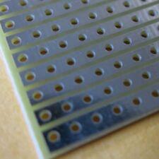Prototipo blanco 8x8 Cm PCB Placa tira Vero Board Veroboard circuito experimental
