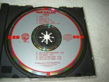 Van Halen - 1984 target label Japan CD rare version