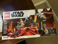 LEGO Star Wars Duel on Mustafar (75269) 208 pcs Obi-Wan Kenobi Disney