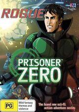 Prisoner Zero : Season 1 : Vol 1 (DVD, 2016)