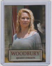 2014 CRYPTOZOIC WOODBURY INSERT SET THE WALKING DEAD SEASON 3 PART 2 WB-02