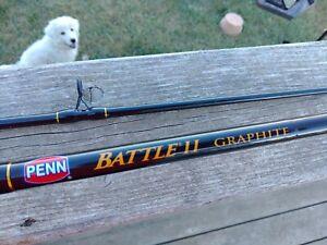 New off of Combo Penn Battle II 9'  2 piece Spinning/Surf Rod