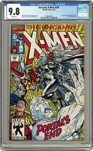 Uncanny X-Men #285 CGC 9.8 1992 3838262021