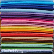 De lana mezcla 9 Pulgadas Fieltro Plaza X 35 Rainbow Stash Booster!