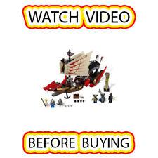 Lego Destiny's Bounty Set [itm7] 9446 Ninjago / Rise of the Snakes