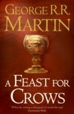 A Feast for Crows - George R. R. Martin -  9780006486121