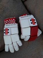 Megalite Pro Plus Gray Nicolls mens cricket gloves