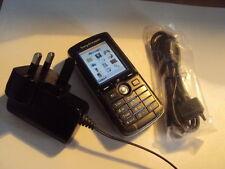 ERICSSON K750i Walkman Fotocamera Cellulare su orange+charger + Cavo USB