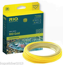 RIO Gold Fly Line WF-5F  **SHIPS WORLDWIDE**