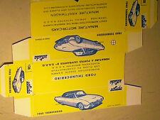 REPLIQUE  BOITE FORD THUNDERBIRD  1963 SOLIDO